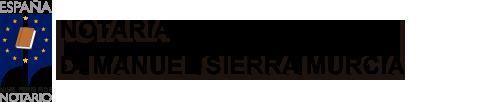 Notaria Manuel Sierra Murcia